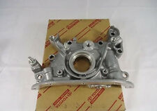 JDM Toyota Corolla Levin AE86 - 4AGE 16v Genuine Oil Pump W/ Gasket & Front Seal