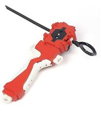 Beyblade Burst Fight String Launcher and GRIP Handle Starter Set RED - NEW*