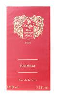 Maitre Parfumeur et Gantier Soie Rouge Eau De Toilette Spray 3.3Oz/100ml In Box