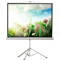 eGALAXY® 120 inch 16:9 Professional TRIPOD PROJECTOR SCREEN (WHITE) PST120A