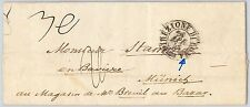 BUTTERFLIES - ITALY -  POSTAL HISTORY -  PREFILATELIC COVER from ROME 1941