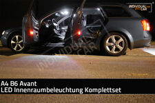LED Innenraumbeleuchtung SET für Audi A4 B6 Avant - Pure-White
