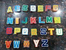 Vintage 26 Alpha Bots Complete Set Letter Transformer Robots Full Alphabet Rare
