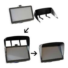 """BG_ KQ_ 5"""" Car GPS Sun Shade Sunshade Shield Visor Anti Glare Universal Accessor"""