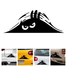 Funny Anger Peeking Monster Vinyl Decal Sticker Auto SUV Fenders Rear Trunk
