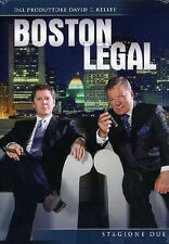 Boston Legal - Stagione 2 7 DVD 20th Century Fox