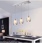 European Style Acrylic 3W LED 3 Lights Chandelier Ceiling Fixture Droplight
