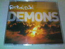 FATBOY SLIM / MACY GRAY - DEMONS - HOUSE CD SINGLE