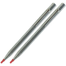 New Silverline Professional TUNGSTEN CARBIDE TIP SCRIBER /& GLASS CUTTER Metal ✔