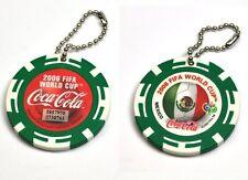 Coca-Cola Catena chiave dal Giappone Key Chain FIFA World Cup 2006 Messico