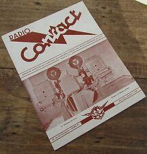 RADIO CONTACT N° 4 1948