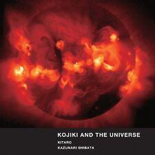 KOJIKI AND THE UNIVERSE - KITARO/KAZUNARI SHIBATA  DVD NEU