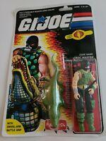 NEW in Box, G.I. Joe International Hereos Funskool Croc Master Army Figure