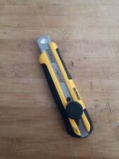 DeWalt DWHT10247 Box Cutter Utility Knife Used