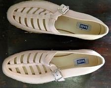 Light pink Keds flats shoes ladies womens 9 M Super cute!