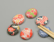Cute Beans Chopstick Rest Novelty Lovely Kawaii Gift China Set of 1 ,2 or 4 Home