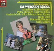 IM WEISSEN ROSSL - PETER MINNICH - PETER KRAUS - a.o.  - 2 LP BOXSET - QUADRO