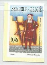 Belgique 2006 3496 ** non dentelé Armes Arbalétriers de Bruxelles