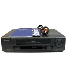 New ListingAdmiral HiFi 4-Head Vcr Vhs Player Recorder Jsj20450 Tested Working No Remote