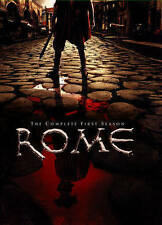 Rome - The Complete First Season (DVD, 2014, 6-Disc Set)