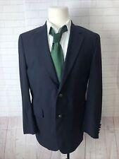Jos. A. Bank Men's Navy Blazer Solid Blazer 40R $595