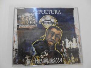 Sepultura - Ratamahatta Single CD