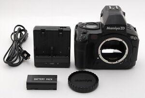 [AS-IS] Mamiya ZD 21.8MP Digital SLR Camera Battery Charger Free Ship #622