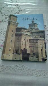 Emilia Attraverso l'italia Touring club italia 1965