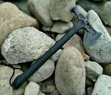 Tactical Tomahawk Throwing Hatchet Axe Fixed Blade Survival Knife