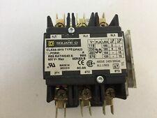SQUARE D 8910DPA33 30 AMP 120 VOLT COIL 3 POLE CONTACTOR