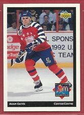 1992-93 Upper Deck McDonald's NHL All-Stars - #11 - Adam Oates - Blues
