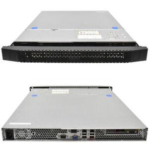 """EMC Network Appliance SKBFP 1U 1x Intel E3-1225 3.10 GHz 16GB RAM 4x SFF 3.5"""""""