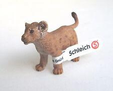 Schleich Vita Selvaggia Animali 14364-Lion Cub (non più disponibile) - Nuovo con etichette!