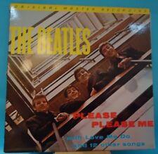 LP The Beatles – please, Me Vinyl NM- Cover VG+Cellulare Fidelity MFSL 1-101