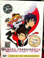 Penguindrum (Chapter 1 - 24 End) ~ 2-DVD SET ~ English Subtitle ~ Japan Anime