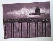 HTF etching Tran Nguyen Hieu b1955 VUFA USA1997 &  Painting cheaper