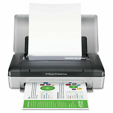 HP Officejet 100 Mobile Color Inkjet Printer Bluetooth Unopened Retail Box NEW
