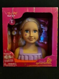 Our Generation Trista Doll Face
