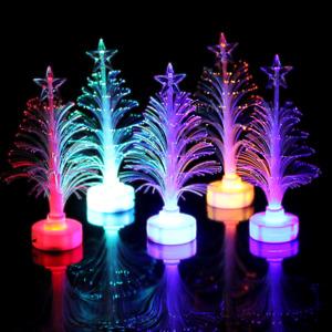 Mini LED Xmas Tree Table Light-Up Holiday Christmas Twig Branch Lamp Decor U.K.