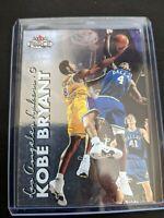 Kobe Bryant 1999-2000 Fleer Force SP Hot Insert- Mint Condition Refractor Like