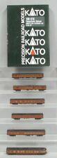 Kato 106-018 PRR 6-Car Smooth Side Pass. Set EX/Box