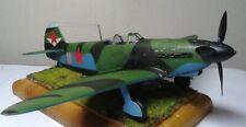 Soviet fighter YAK-7DI  1/48 built