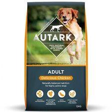 2 x 12kg AUTARKY puppy CHICKEN  HYPOALLERGENIC dog food only £22.25 each!