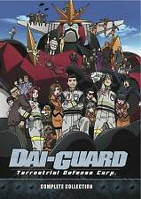 Dai-Guard - The Complete Collection (DVD, 2016, 4-Disc Set)