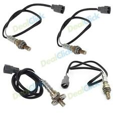 4pcs O2 Oxygen Sensor 1, 2 Upstream & Downstream For 2001-2005 Lexus IS300 3.0L