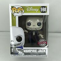 Disney Funko Pop - Vampire Jack #598 - Special Edition Vinyl Figure