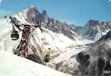 France Super Chamonix La Flegere, Les Tele-Cabines de l'Index Panorama
