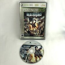 Microsoft Xbox 360 Dead Rising -- Platinum Hits Edition Video Game Tested