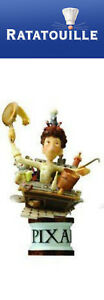 Disney Pixar Square Enix Formation Arts Ratatouille LOOSE Figurine-Statue NEW