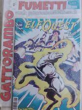 Elfquest N.16 anno 1998 (4a) -  Macchia Nera Edicola